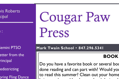 Cougar Paw Press