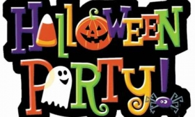 PTO Halloween Party