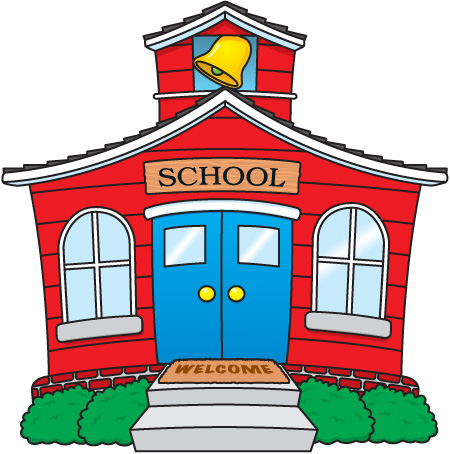 Lighted Schoolhouse Grades 1-3