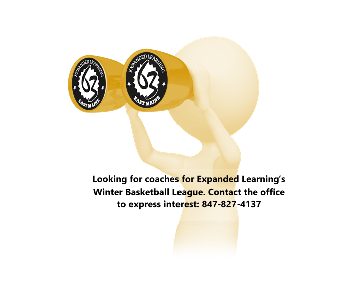 Contact the Expanded Learning Office to learn more about becoming a coach!