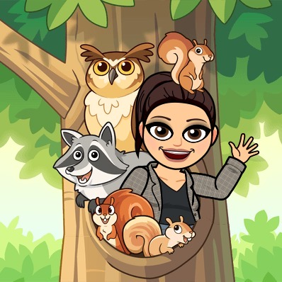 forest bitmoji
