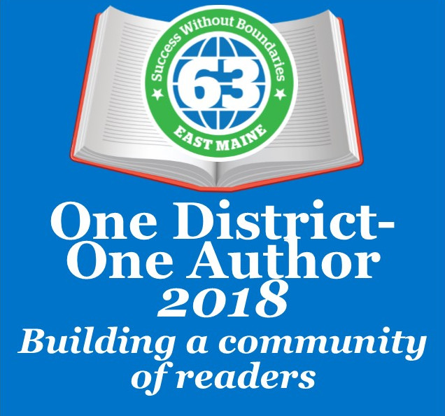 One District-One Author: Candace Fleming