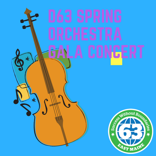 Spring Orchestra Gala Concert